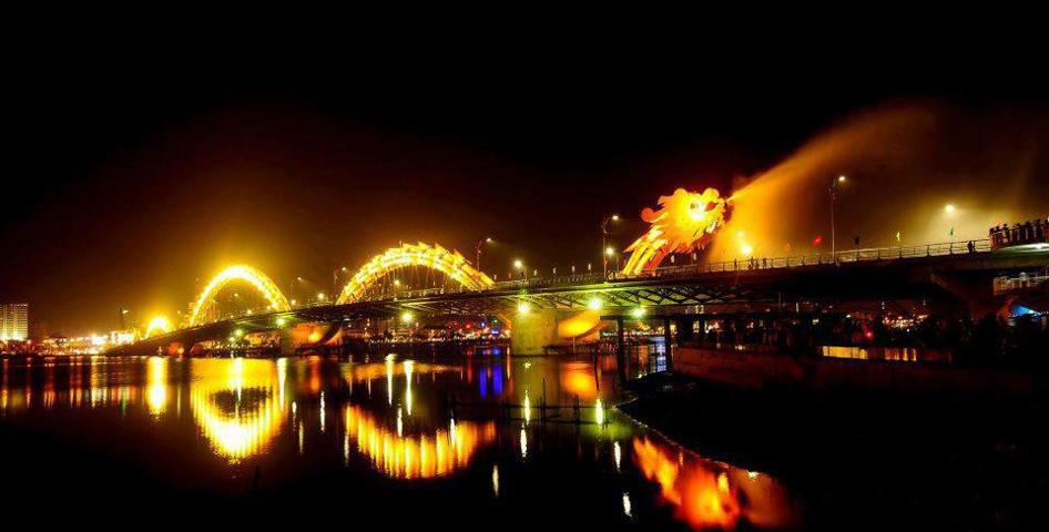 Cầu Rồng - biểu tượng mới của Đà Nẵng