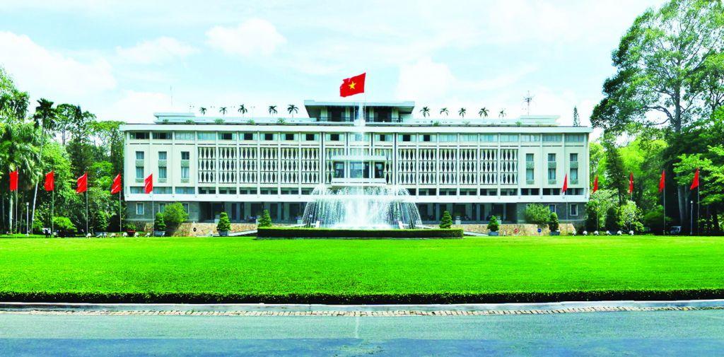 Vé máy bay đi Sài Gòn tham quan Dinh Độc Lập
