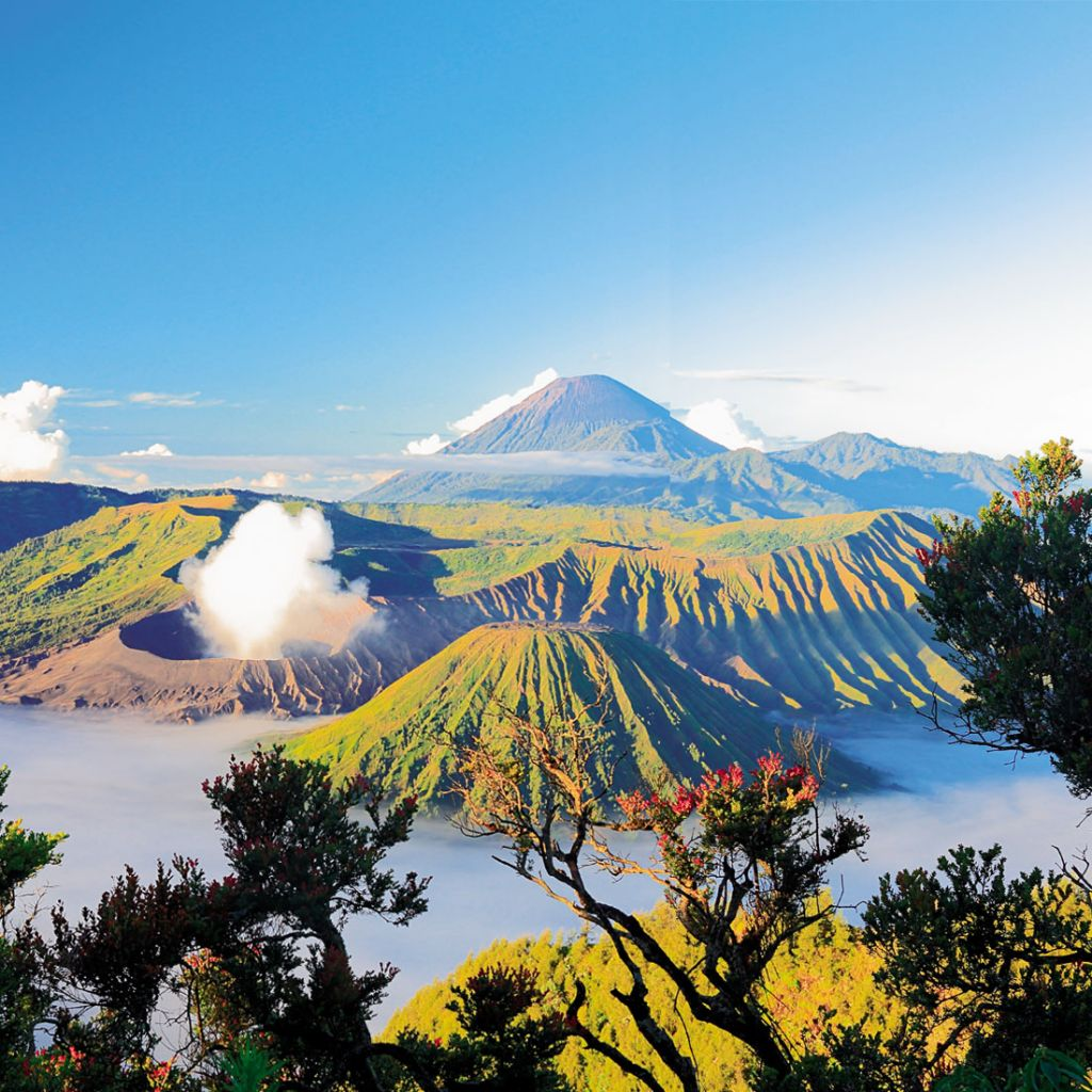 Núi lửa Bromo