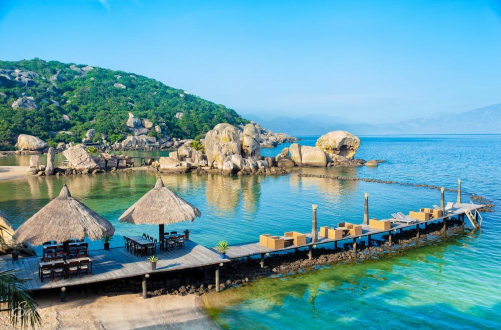 Vùng biển Tứ Bình
