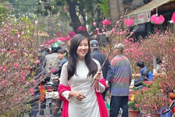 Hội chợ hoa xuân