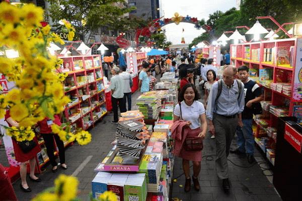 Lễ hội Đường sách