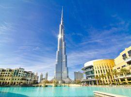 Vé máy bay giá rẻ khám phá Dubai