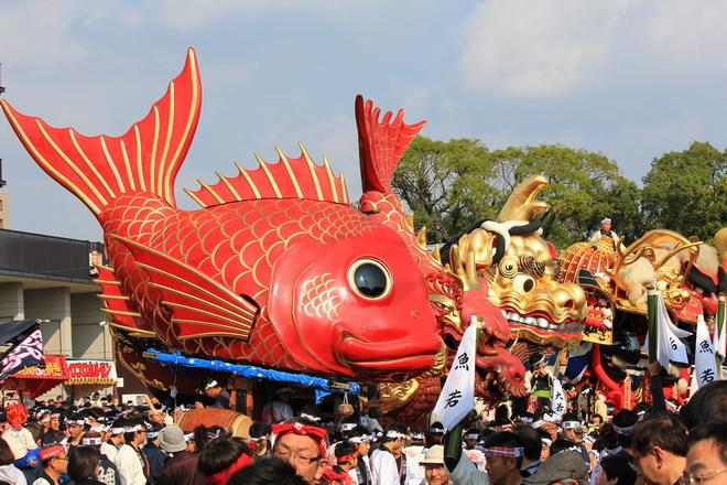 Lễ hội Kunchi