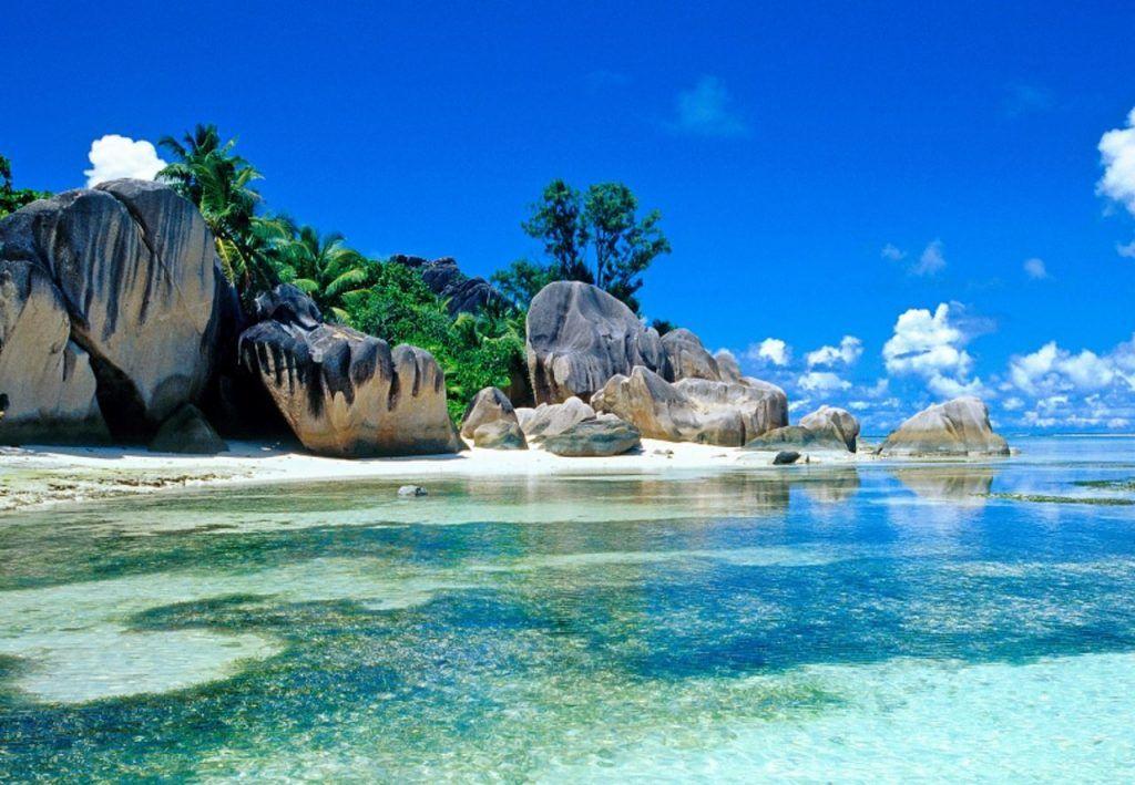Đảo Seychelle hoang sơ cuốn hút