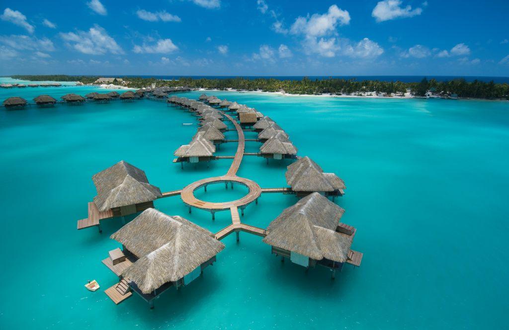 Đảo Tahiti xinh đẹp