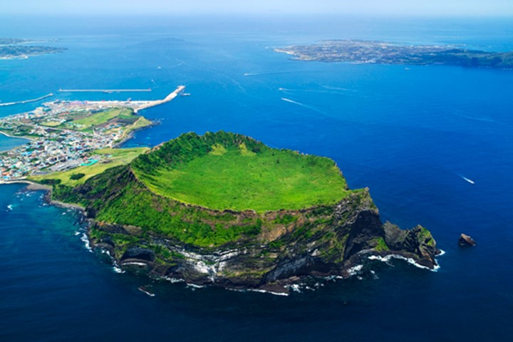Một góc Jeju xinh đẹp