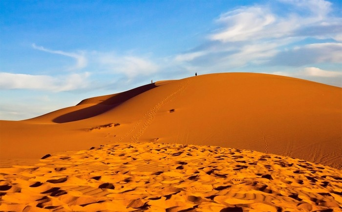 Cồn cát đỏ Mũi Né