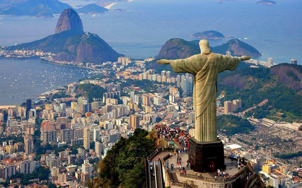 Vé máy bay khuyến mãi du lịch Brazil