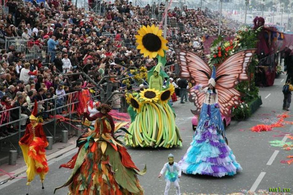 Lễ hội Carnival ở Venice ở Ý