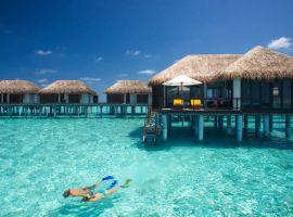 Vé máy bay giá rẻ khám phá quần đảo Maldives