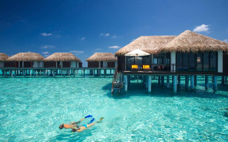 Thiên đường du lịch Maldives