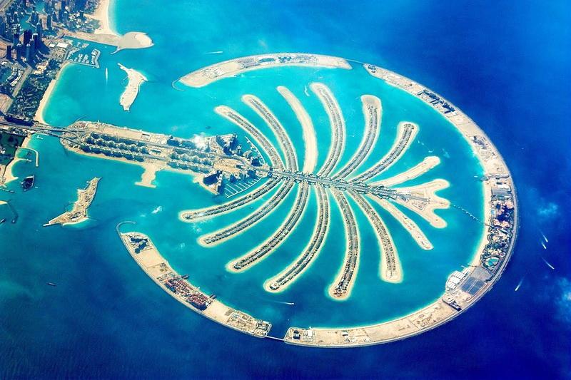 Đảo nhân tạo Palm