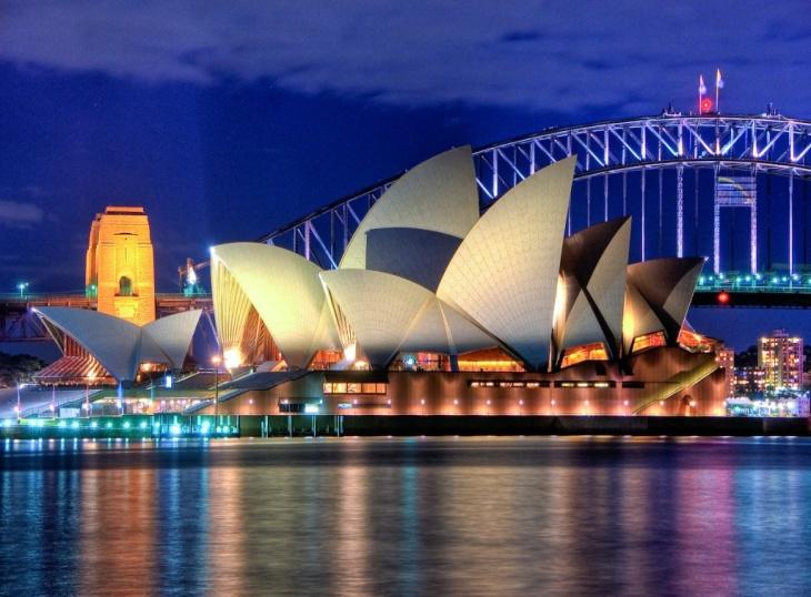 Vé máy bay giá rẻ đi Úc khám phá thành phố Sydney