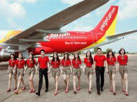 Hướng dẫn đặt vé máy bay giá rẻ Vietjet Air qua 6 bước đơn giản