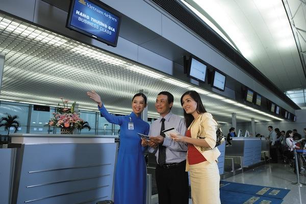 cách kiểm tra mã code vé máy bay Vietnam Airlines
