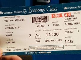 Sơ đồ ghế ngồi trên máy bay Vietnam Airlines – Bạn có biết?