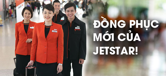 Đồng phục Jetstar