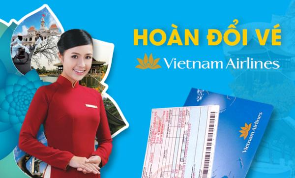 Hủy vé máy bay Vietnam Airlines