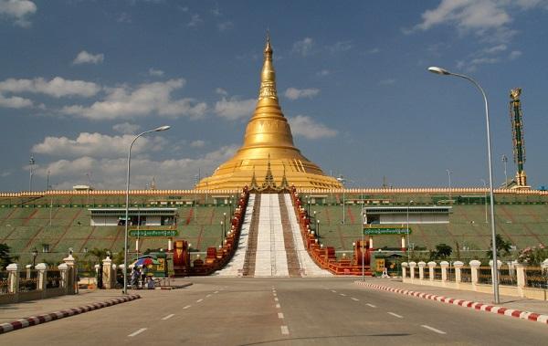 Thủ đô củaMyanmar Nay Pyi Taw