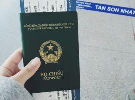 Lệ phí làm hộ chiếu mới của năm 2018 là bao nhiêu?