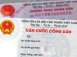Làm thẻ căn cước công dân ở đâu – Thủ tục cấp căn cước cần những gì?