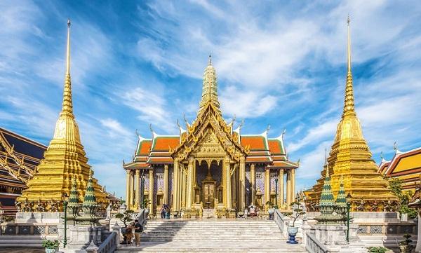 Cung điện Hoàng gia Thái Lan (Grand Palace)