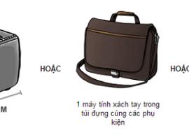 Hành lý xách tay được mang những gì