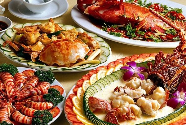 Nhà hàng Hương Biển