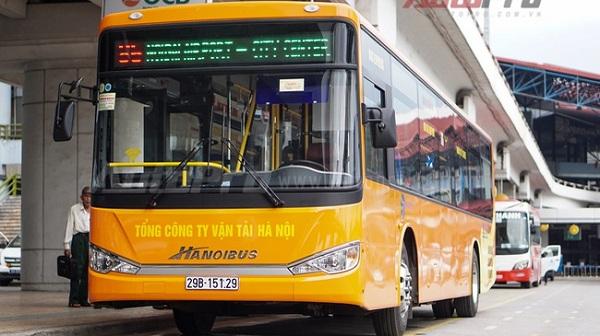 Xe bus sân bay Nội Bài