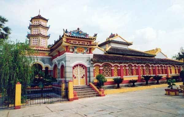 Chùa Tam Bảo