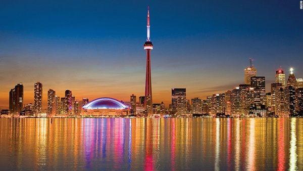 Bờ sông Toronto