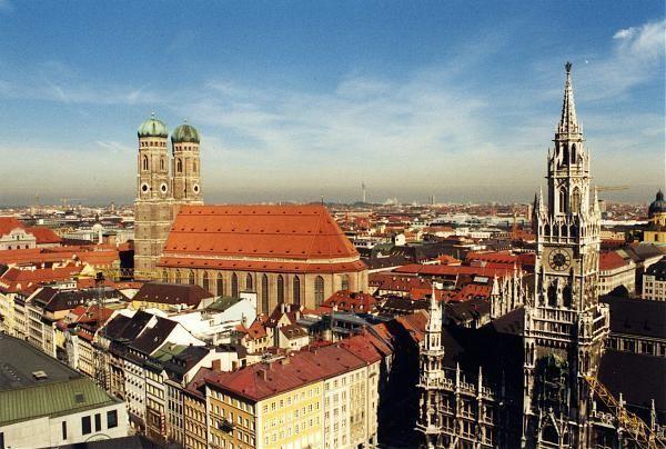 Thành phố Munchen / Munich