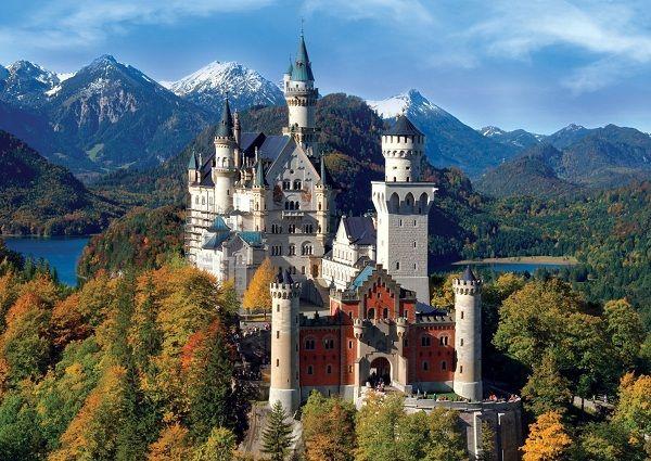 Lâu đàiNeuschwanstein