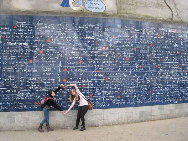 Bức tường tình yêu