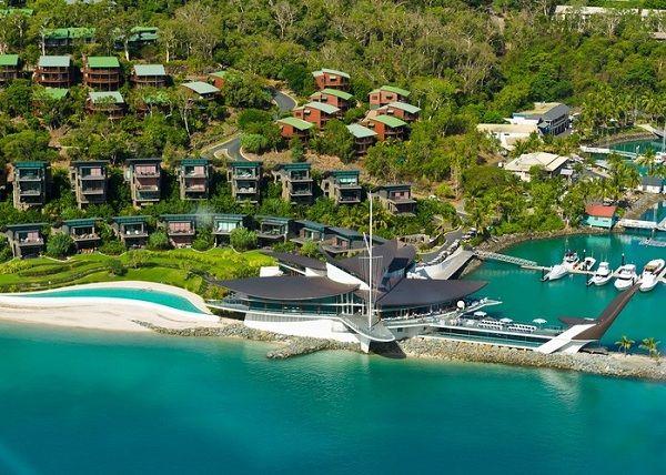 Thiên đường nghỉ dưỡng The Whitsundays