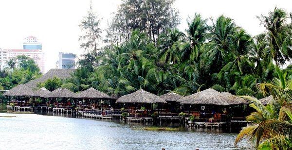 Thánh địa du lịch Palm Cove