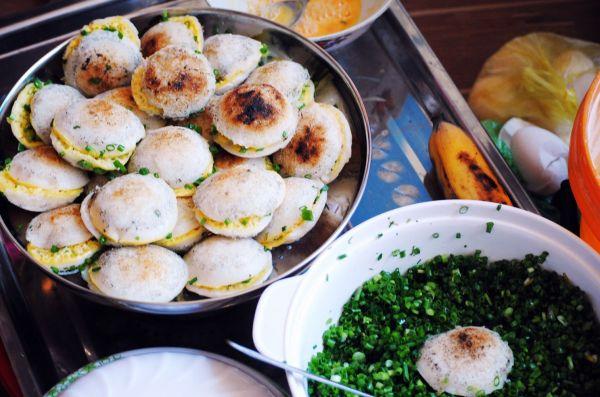 Bánh căn đường Yersin