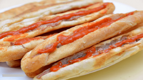 Bánh mì cay