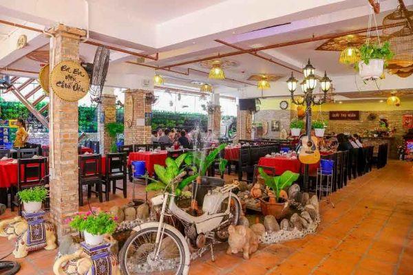 Nhà hàng làng nướng Nam Bộ