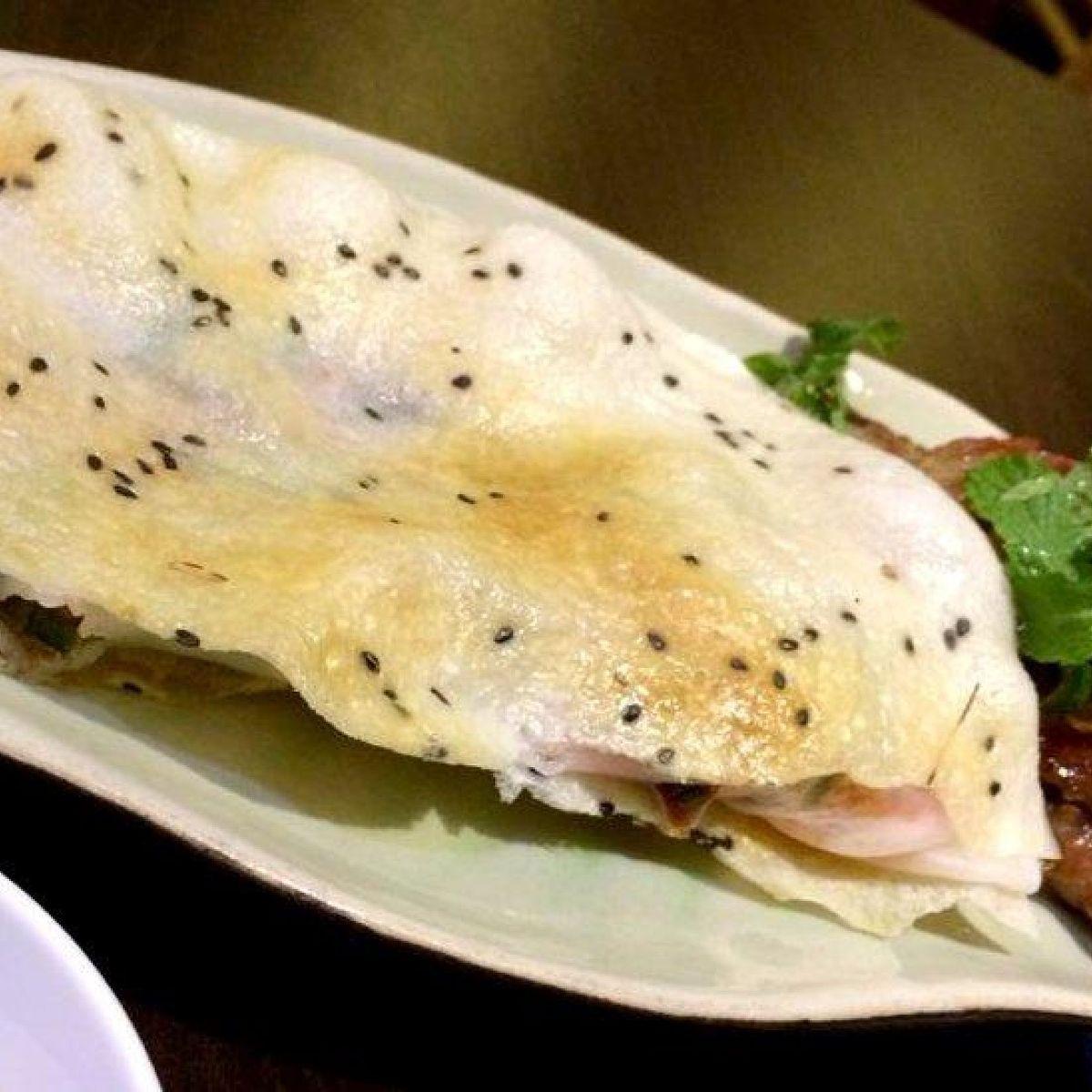 Bánh đập Nha Trang
