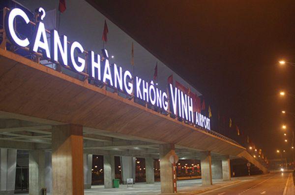 Sân bay Vinh