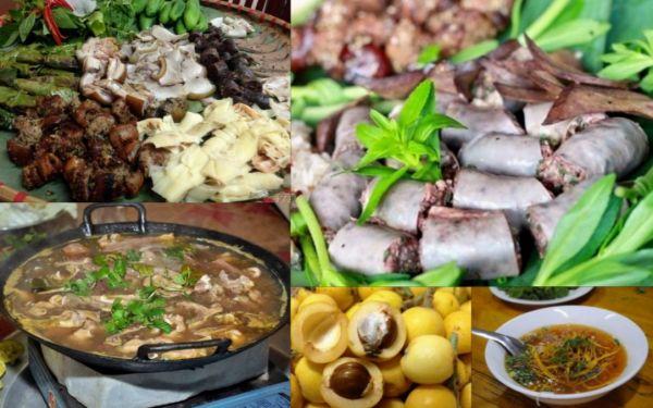 Đặc sản Lào