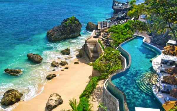 """""""Thiên đường du lịch"""" Bali"""