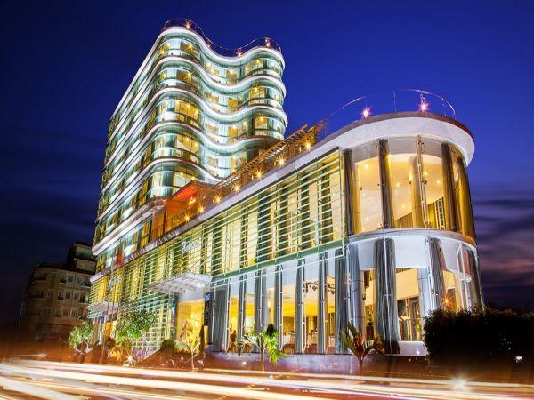 river hotel Hà Tiên