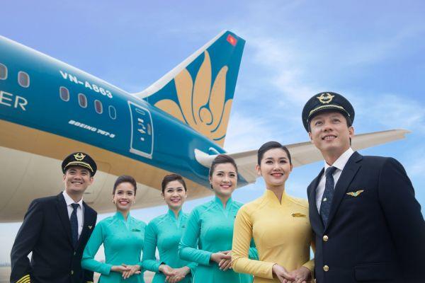Hướng dẫn làm thủ tục lên máy bay Vietnam Airlines