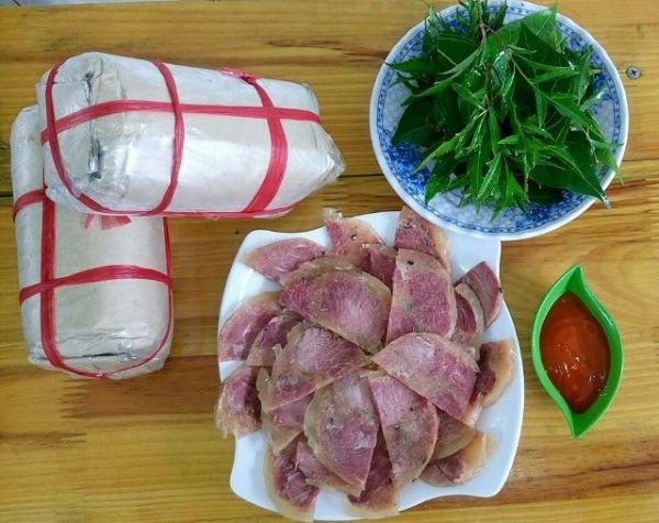 Giò bê Nam Đàn