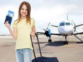 Trẻ em 14 tuổi đi máy bay cần giấy tờ gì