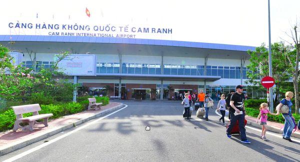 .Sân bay Cam Ranh