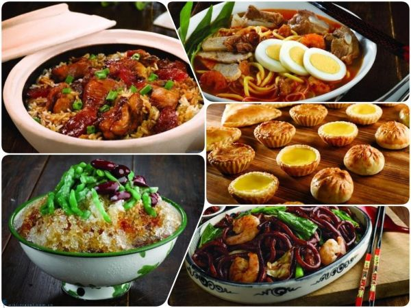 Những món ăn ngon ở Malaysia